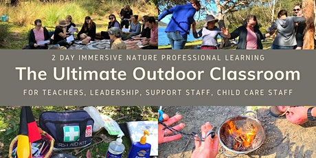 The Ultimate Classroom: Outdoors tickets