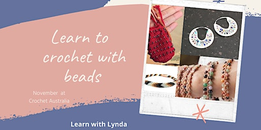 Learn to Crochet with Beads