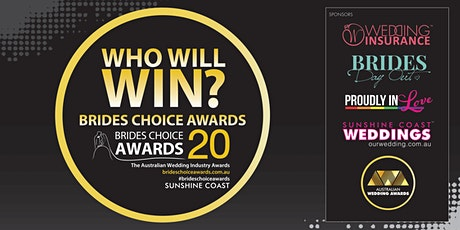 2020 Brides Choice Awards - Sunshine Coast tickets