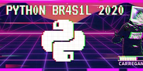 Python Brasil 2020 ingressos