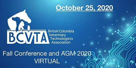 BCVTA Virtual Fall Conference and AGM 2020 tickets