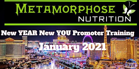New Year New YOU Promoter Training! tickets