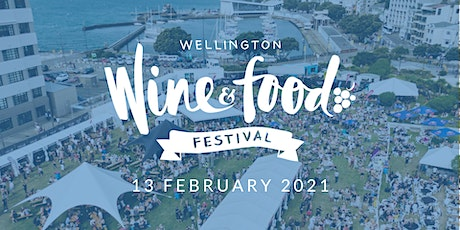 Wellington Wine & Food + Craft Beer Festival 2021 tickets