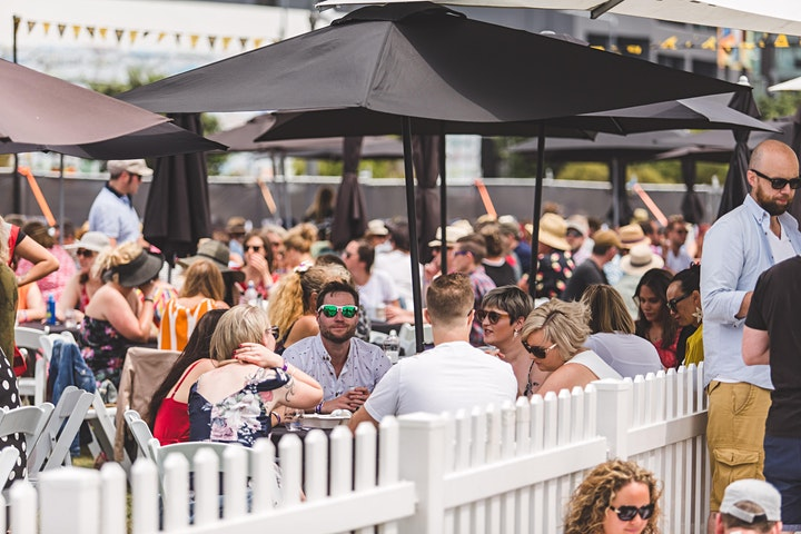 Wellington Wine & Food + Craft Beer Festival 2021 image