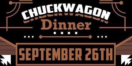 9th Annual Chuckwagon Dinner tickets