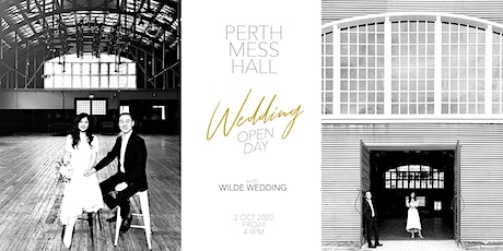 Perth Mess Hall Wedding Open Day tickets