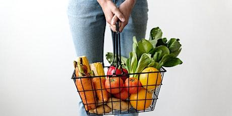 Food Waste Avoidance- Menu Planning Online Workshop - 03 December 2020 tickets