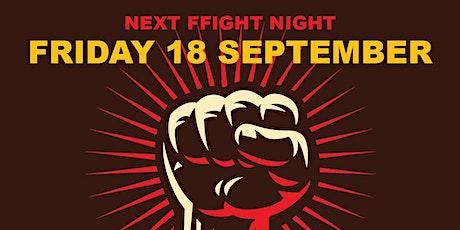 FFight Night September  Edition tickets