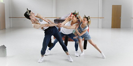 Virtual Dance Workshops with The Australian Ballet tickets
