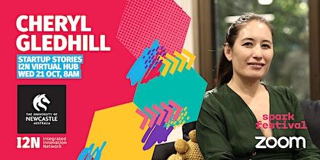 Startup Stories - Cheryl Gledhill tickets
