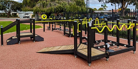 Come and Try - Harman Park Outdoor Fitness Equipment Sessions tickets