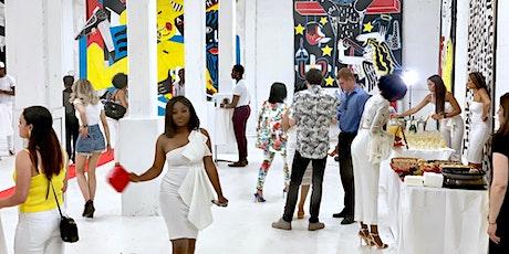 Atlanta Jazz Renaissance Art Exhibit tickets