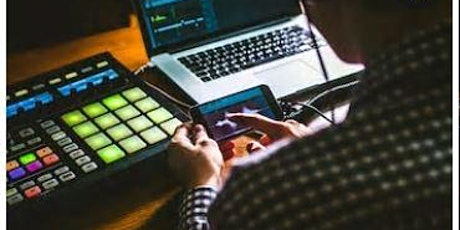 Music Production at Home (9-12 years) tickets
