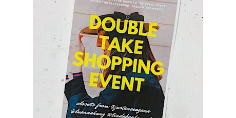Double Take Shopping Night tickets