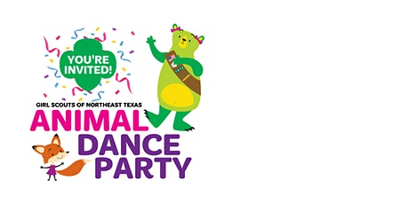 Animal Dance Party - Join Girl Scouts in Garland! tickets