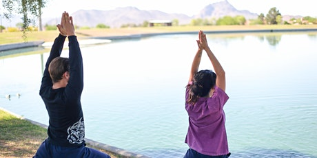 Outdoor Yoga Taichi Class at Beck Lake Woods tickets