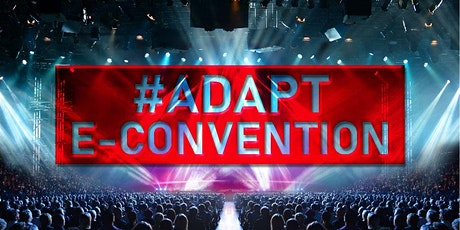 #ADAPT E-Convention -  Asia's Largest Tech Convention tickets