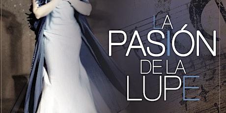 La Pasion de La Lupe with Jessi Campo  LIVE Concert with  Virtual Option billets