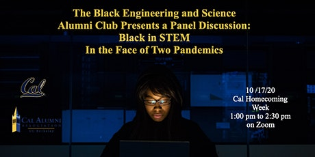 BESAC Presents:  Black in STEM - In the Face of Two Pandemics tickets