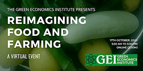 Reimagining Food and Farming tickets