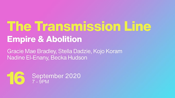The Transmission Line: Empire & Abolition image