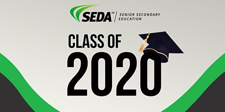 Class of 2020 | SEDA Graduation tickets