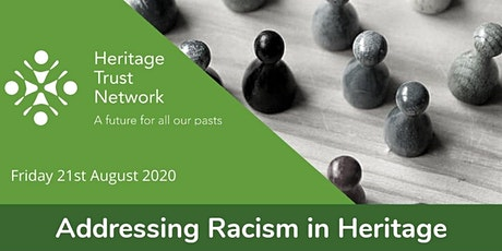 Addressing Racism in Heritage - Pay to View tickets