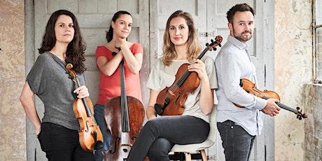 Elias String Quartet at Holy Trinity Church, Leamington (1 of 2) tickets