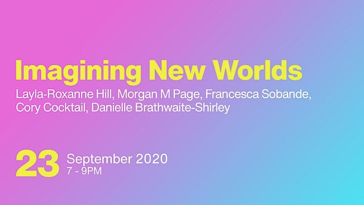 Imagining New Worlds image