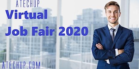 Virtual Job Fair 2020 tickets