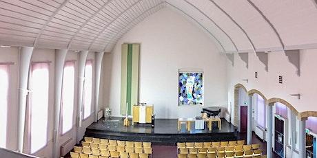 Kerkdienst wijk D ochtend 11 oktober tickets