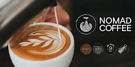 Sage Appliances x NOMAD: Clase magistral de café (Español) boletos