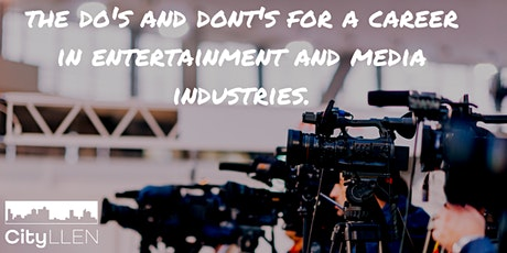 The do's and dont's For a Career in Entertainment and Media Industries tickets