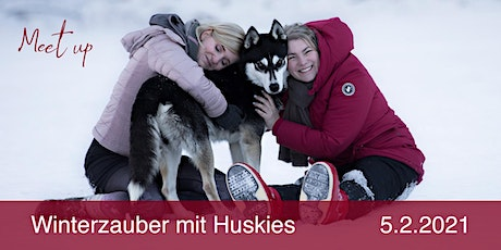"Meet up ""Winterzauber mit Huskies"" Tickets"