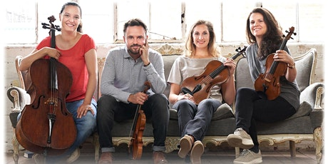 Elias String Quartet at Holy Trinity Church, Leamington (2 of 2) tickets