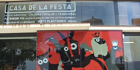 Visita guiada a la Casa de la Festa de Tarragona. Santa Tecla 2020 entradas