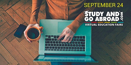 Study and Go Abroad Virtual Fair - Sept 2020 tickets