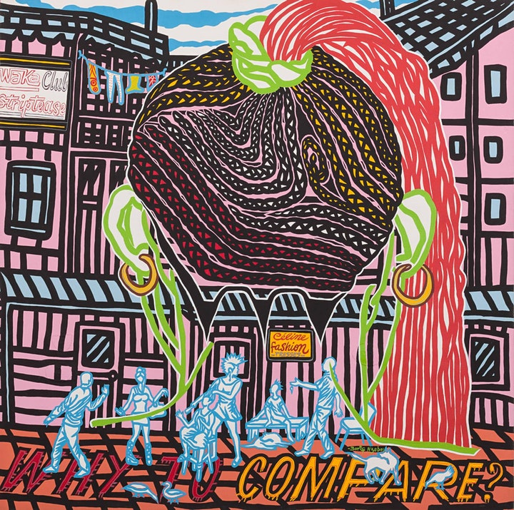 MAG Unlocked: : Contemporary Art by Visionary Present Day Artists image