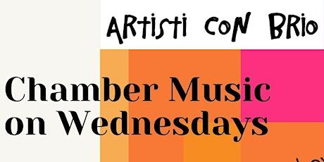 Chamber Music on Wednesdays tickets