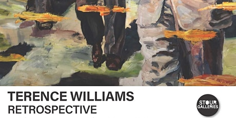 Terence Williams : Retrospective Art Exhibtiion tickets