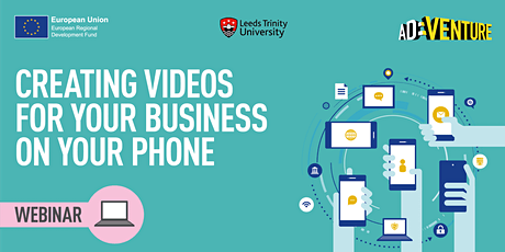 Creating Videos for your Business - on your Phone with Mark Willett tickets