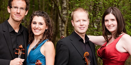 Carducci String Quartet at Holy Trinity Church, Leamington (1 of 2) tickets