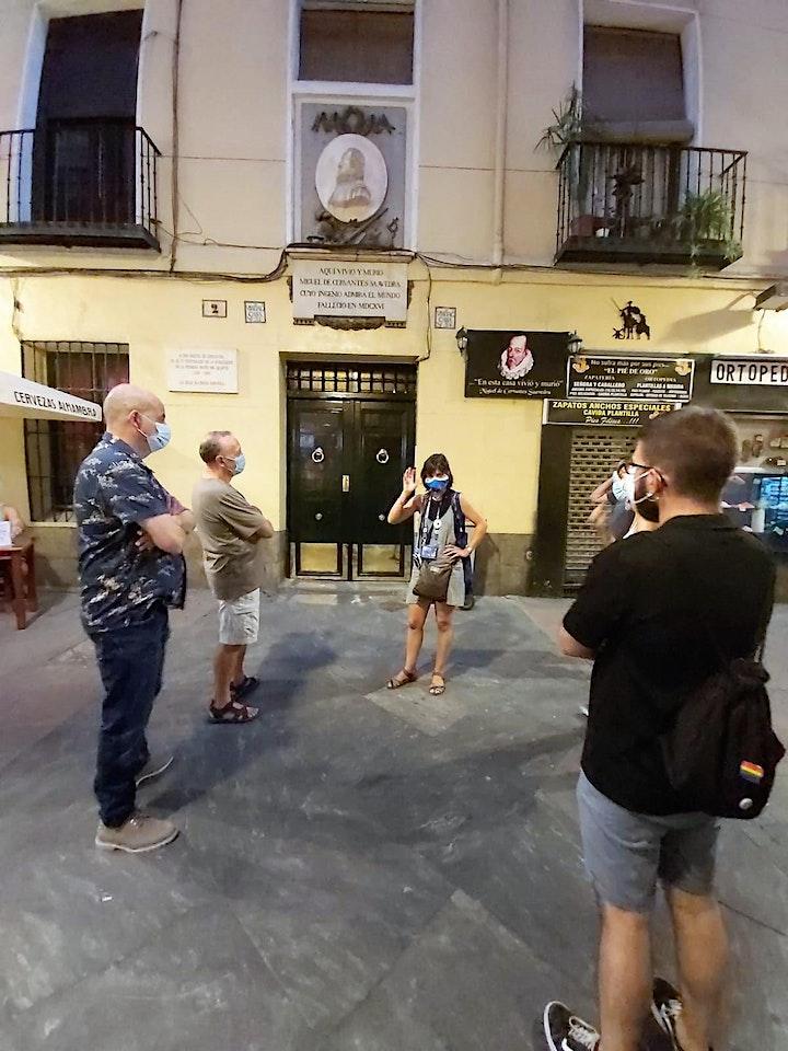 Imagen de Descubre el Barrio de las Letras en Madrid (Visita Guiada)