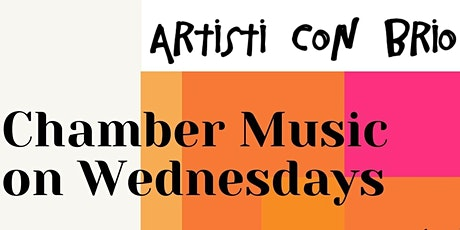 Chamber Music on Wednesdays tickets