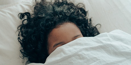 Healing From Racial Trauma: The Importance of Sleep tickets
