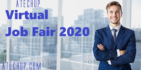Virtual Job Fair 2020 billets