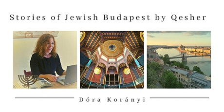 Stories of Jewish Budapest: From affirmation to persecution and revival tickets