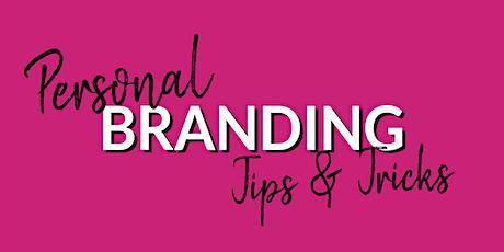 Brand You! A Personal Branding Masterclass tickets