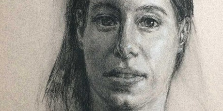 Portrait Drawing for Teens (16+) & Adults, Fridays, 10am-12pm Oct 2 - Nov 6