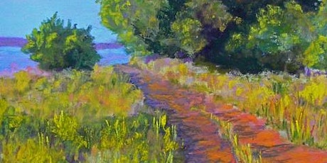 Introduction to Pastels for Adults- Wednesdays, 1-3 pm, Sept 30 - Nov 4